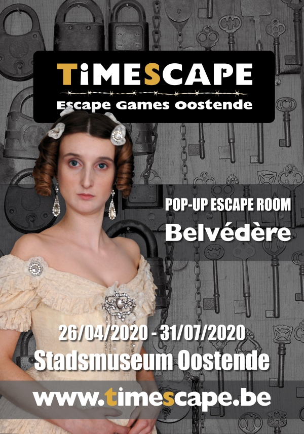 timescape escape room oostende bunker break-in game